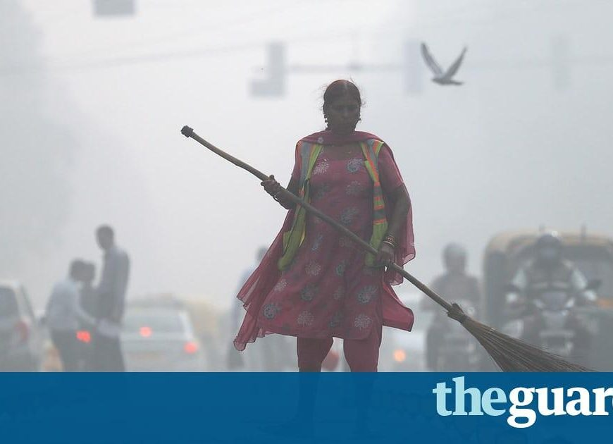 'Half my lung cancer patients are non-smokers': toxic air crisis chokes Delhi