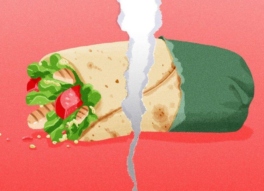 Why do we keep pretending that wraps are good?