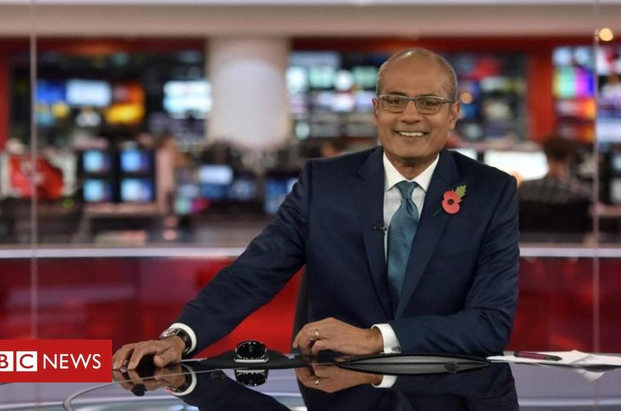 Alagiah: Screening may have caught cancer
