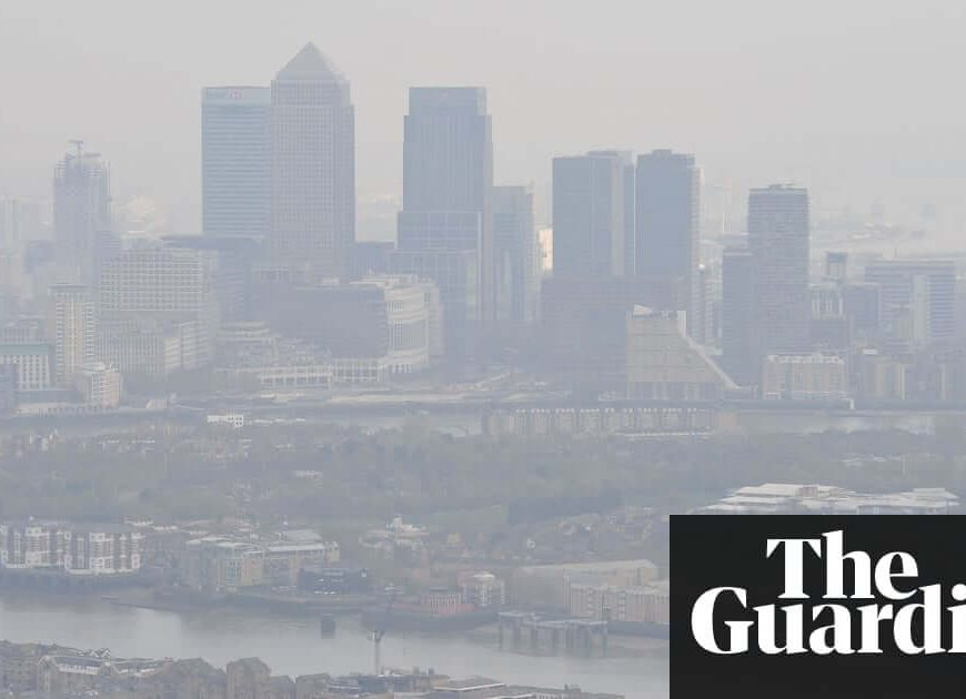 Air pollution linked to changes in heart structure
