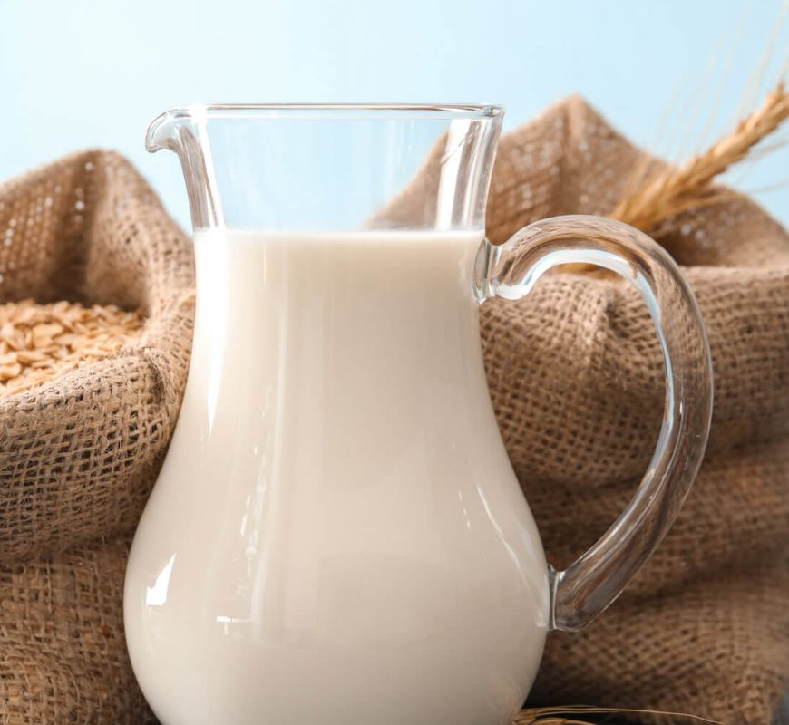 Here's Why Everyone's Freaking Out About Oat Milk
