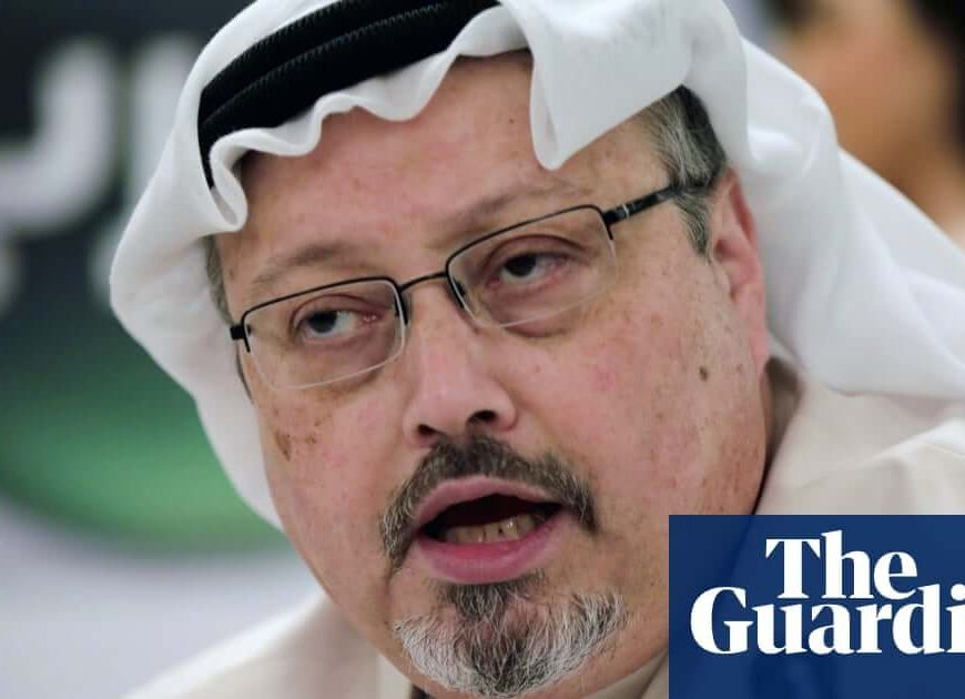 'You'll suffocate me': Turkish newspaper reveals Khashoggi's last words