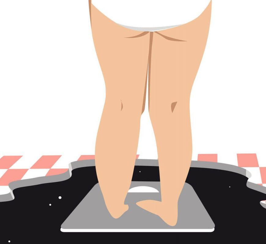 This Is What It's Like To Be Overweight And Have Anorexia