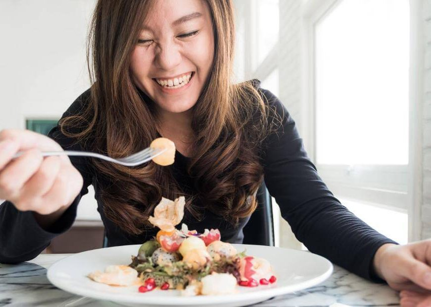 Intuitive eating: The anti-diet, or how pleasure from food is the answer, say its creators