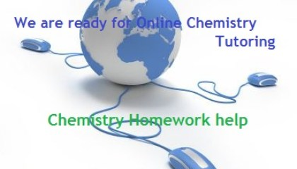 Online Chemistry Assignment Help
