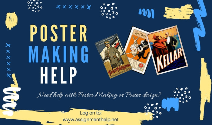 poster making help create a poster