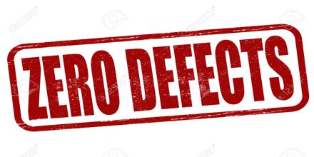 Zero Defects Assignment Point