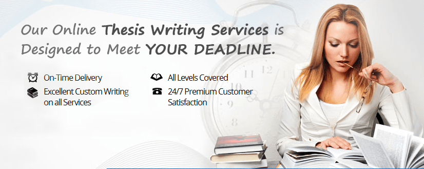 Online Thesis Writing Service Texas, Florida, Washington, USA