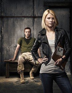 Damien Lewis and Claire Danes in HOMELAND - Season 1 | ©2011 Showtime