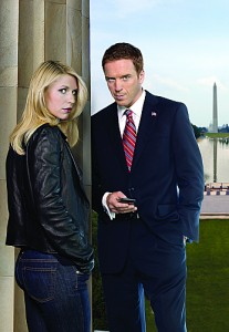 Claire Danes and Damian Lewis in HOMELAND - Season 2 | ©2012 Showtime/Nadav Kander