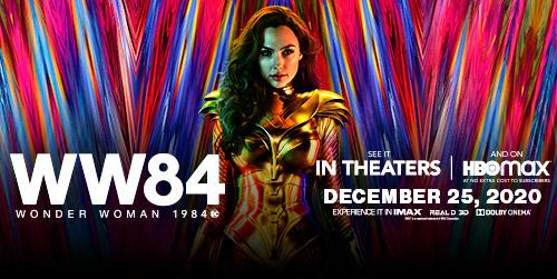 wonder woman 1984 movie is fun but