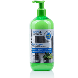 Real Natura Pro-Oleosos Shampoo 500ml