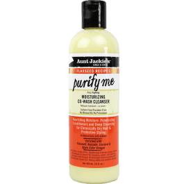 Aunt Jackie's Flaxseed Recipes Purify Me Co-Wash Cleanser 355ml