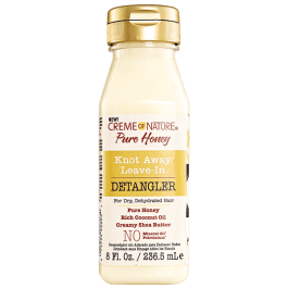 Creme of Nature Pure Honey Knot Away Leave-In Detangler 236ml