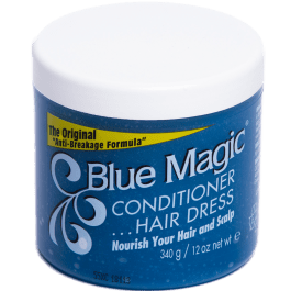 Blue Magic Hair Conditioner Dress The Original Anti-Breakage Formula 340gr