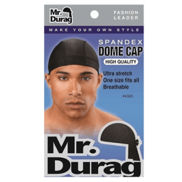 Mr. Durag Spandex Dome Cap High Quality