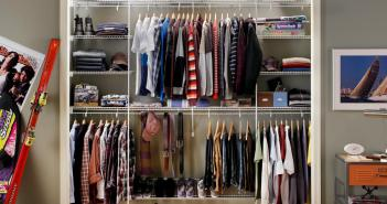 organizar armario pequeno