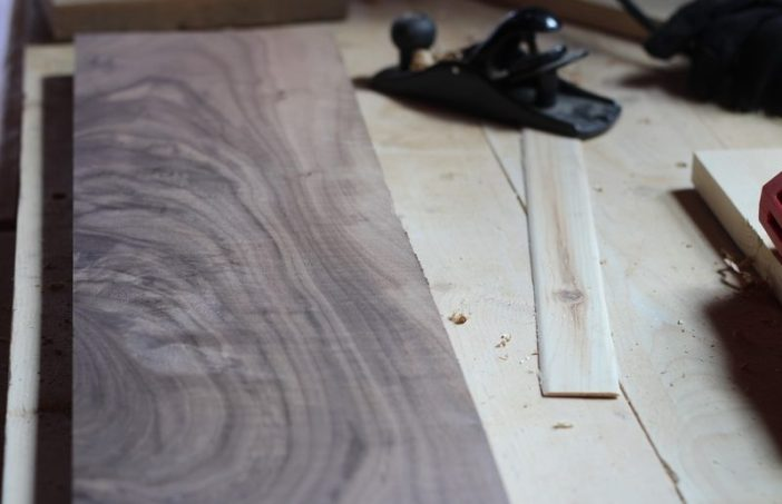 pedaço de madeira