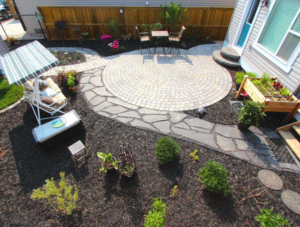 Xeriscaping | Assiniboine Lights & Landscapes on Xeriscape Backyard Designs  id=85058