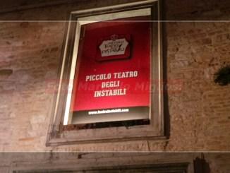 Piccolo Teatrino degli Instabili, spettacolo del 3 dicembre rinviato per morte Carlo Angeletti