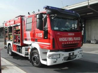 Incendio ristorante a Santa Maria degli Angeli, domate le fiamme