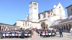 3000 giornai ad Assisi
