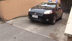 Arresto albanesi - carabinieri Assisi