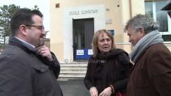 Protesta e raccolta firme strada Castelnuovo Assisi3