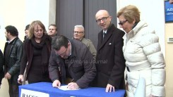 Protesta e raccolta firme strada Castelnuovo Assisi9