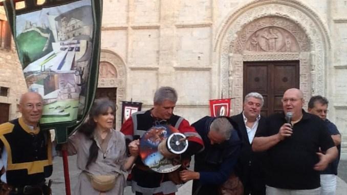 Terziere Divinae Marie vince il Palio di San Rufino ad Assisi
