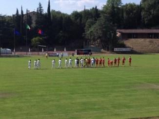 Coppa di promozione: Assisi-Corciano 3-4