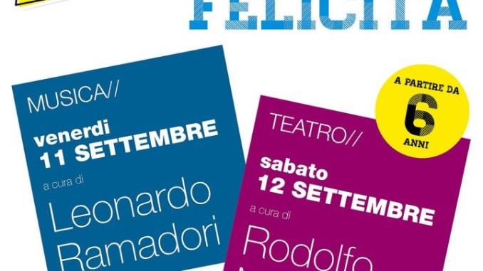 Ateatroragazzi! partecipa al Festival Internazionale della Felicità di Assisi