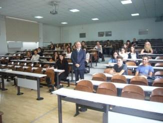 Università, primo giorno di lezione per economia del Turismo