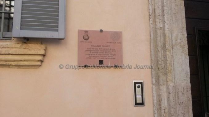 Polizia Assisi avrà nuova sede a Palazzo Giampe'