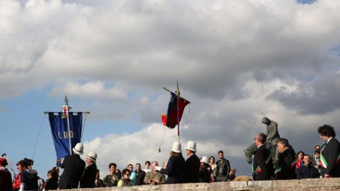 Sindaco Lunghi, Ordine Francescano: predicatori di fratellanza e uguaglianza