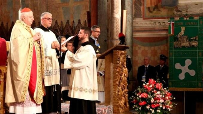 Ad Assisi è il giorno di Francesco, il messaggio del Papa