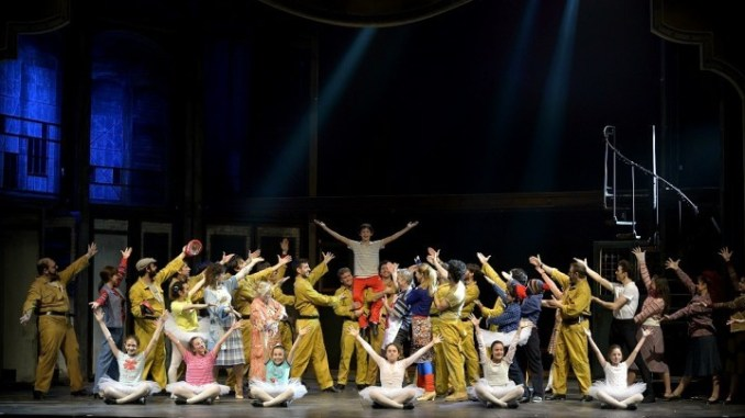 Billy Elliot il Musical al Teatro Lyrick il 10 e 11 novembre 2015