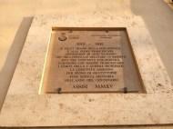 Francescani nella grande Guerra, a Santa Maria Degli Angeli una lapide in ricordo
