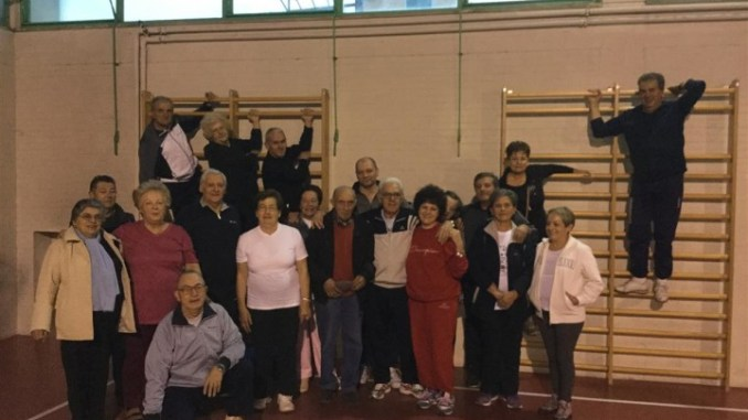 Progetto Pilates over 65 ad Assisi