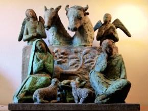 Due presepi di Assisi esposti al Quirinale