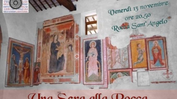 """Una Serata alla Rocca con i """"Sei di Assisi se"""""""