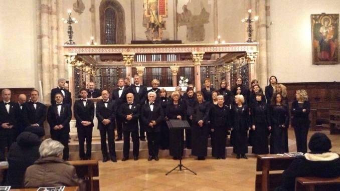 Festa di Santa Cecilia, il tradizionale concerto del Coro Cantori di Assisi