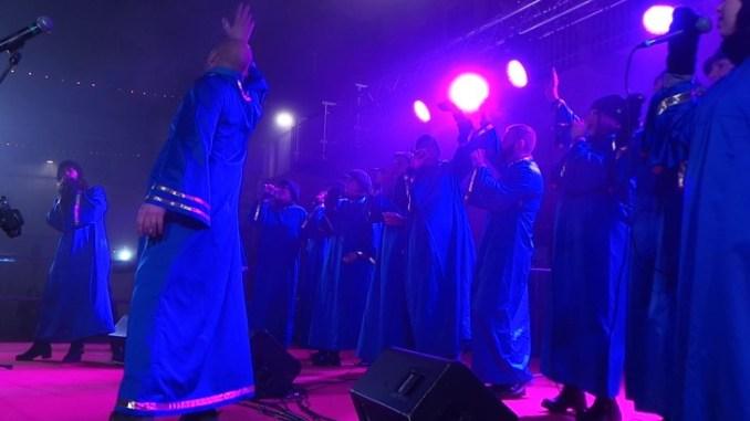 MUSA Gospel Festival successo per i concerti natalizi Una carica di gioiosa spiritualità ha invaso Bastia Umbra e riempito la chiesa di Viole