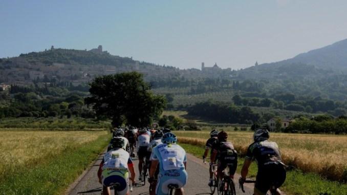 Granfondo di Assisi: ecco i nuovi percorsi