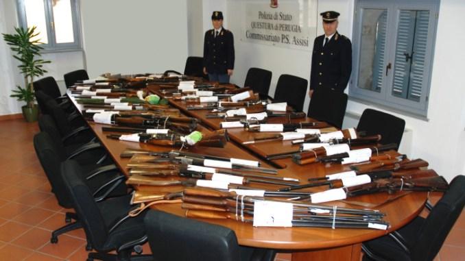 Detentori di armi