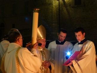 Pasqua, Vescovo Sorrentino: «E' evento di liberazione»