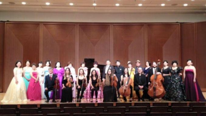 Assisi Chamber Orchestra un gran successo in Giappone