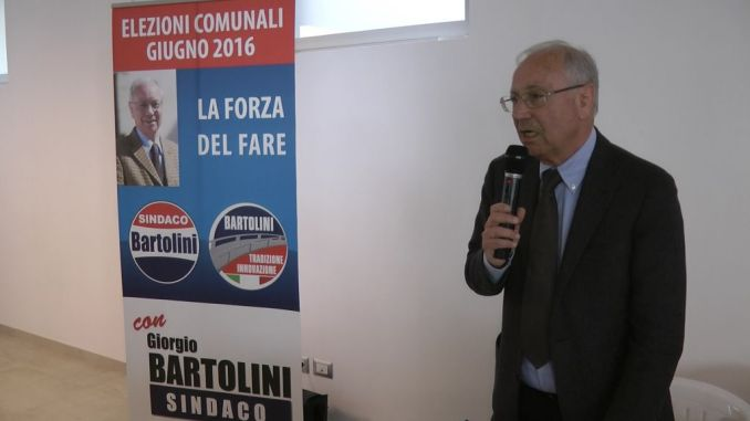 Giorgio Bartolini, candidato sindaco per Assisi, comincia a incontrare la gente e i territori