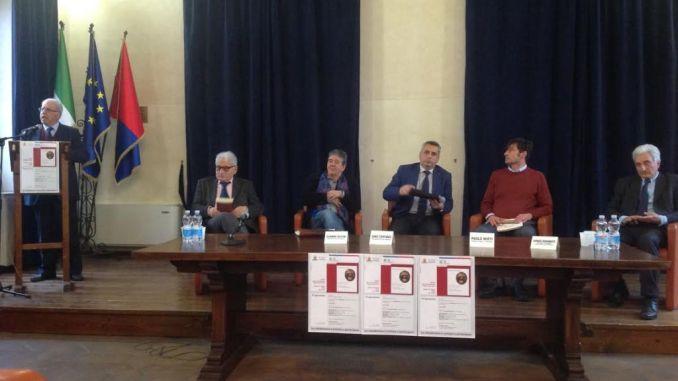 Presentato ad Assisi il libro di Pasquale Tuscano