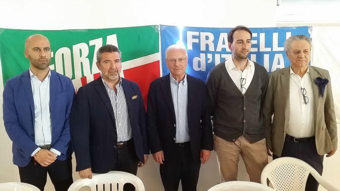 Assisi, Giorgio Bartolini Sindaco, presentati tutti i candidati